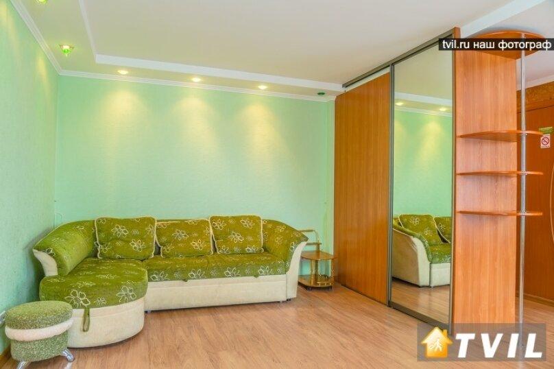 2-комн. квартира, 46 кв.м. на 4 человека, улица Партизана Железняка, 34, Красноярск - Фотография 5