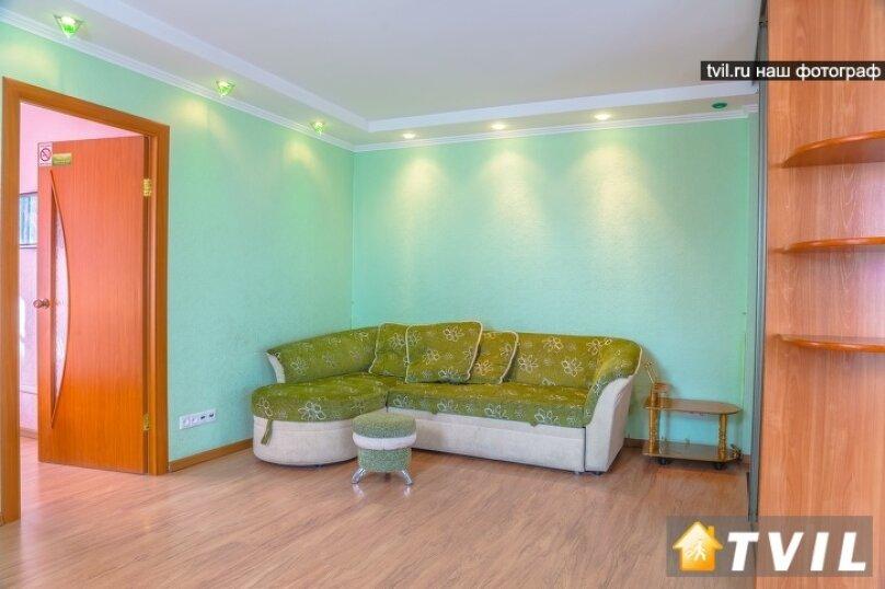 2-комн. квартира, 46 кв.м. на 4 человека, улица Партизана Железняка, 34, Красноярск - Фотография 8