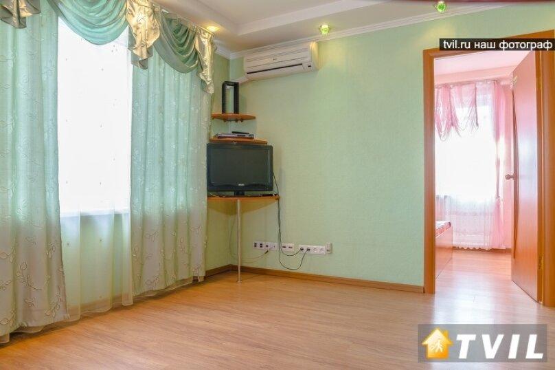 2-комн. квартира, 46 кв.м. на 4 человека, улица Партизана Железняка, 34, Красноярск - Фотография 9