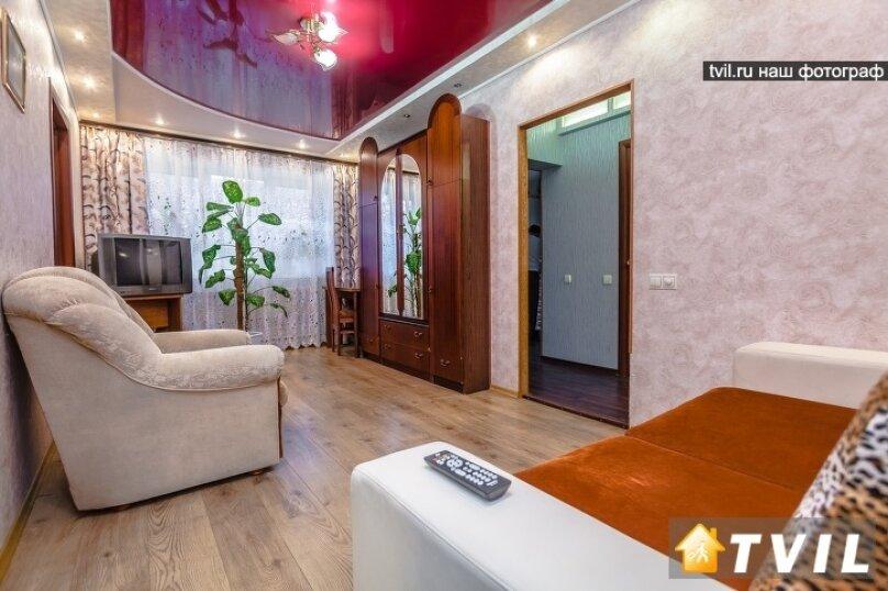2-комн. квартира, 45 кв.м. на 7 человек, Светлоярская улица, 28, Нижний Новгород - Фотография 1