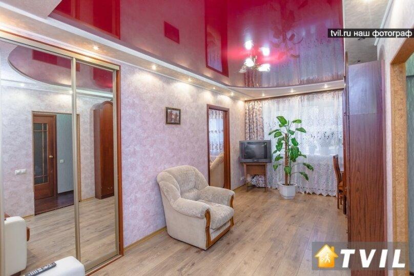 2-комн. квартира, 45 кв.м. на 7 человек, Светлоярская улица, 28, Нижний Новгород - Фотография 2