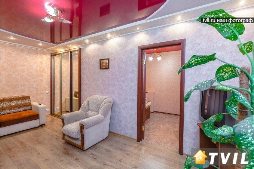 2-комн. квартира, 45 кв.м. на 7 человек, Светлоярская улица, 28, Нижний Новгород - Фотография 3
