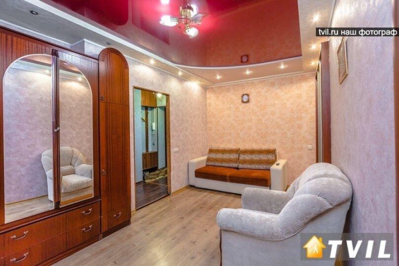 2-комн. квартира, 45 кв.м. на 7 человек, Светлоярская улица, 28, Нижний Новгород - Фотография 4