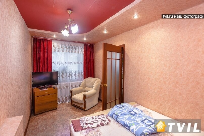 2-комн. квартира, 45 кв.м. на 7 человек, Светлоярская улица, 28, Нижний Новгород - Фотография 6