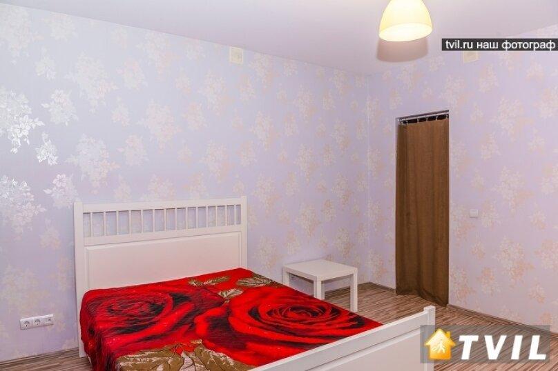 2-комн. квартира на 4 человека, Тихвинская улица, 14, Новосибирск - Фотография 3
