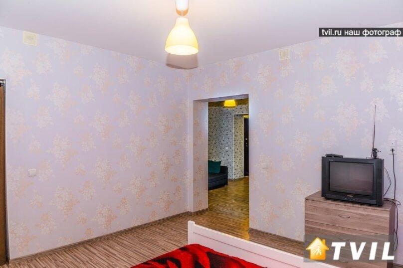 2-комн. квартира на 4 человека, Тихвинская улица, 14, Новосибирск - Фотография 4