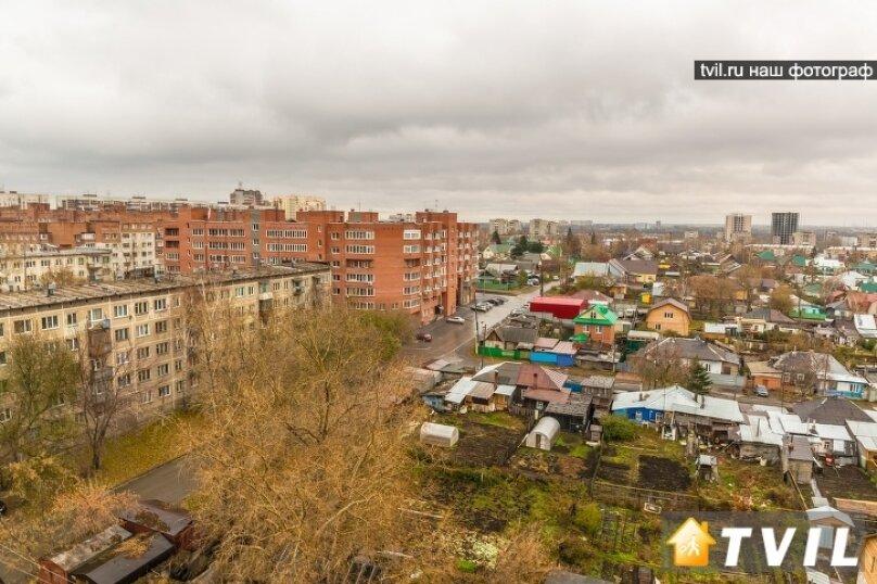 2-комн. квартира на 4 человека, Тихвинская улица, 14, Новосибирск - Фотография 13