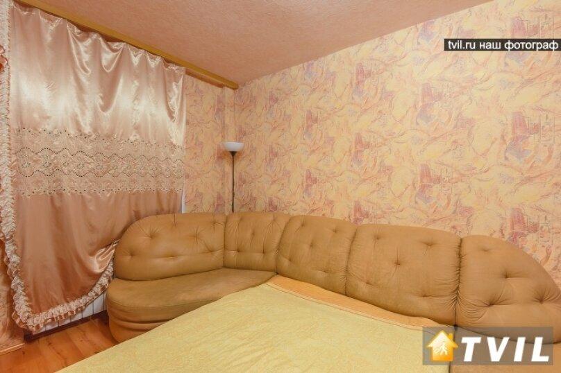 1-комн. квартира, 35 кв.м. на 3 человека, улица Шейнкмана, 45, метро Площадь 1905 года, Екатеринбург - Фотография 4