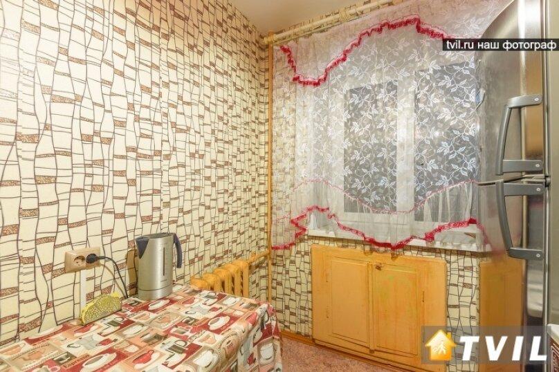 1-комн. квартира, 35 кв.м. на 3 человека, улица Шейнкмана, 45, метро Площадь 1905 года, Екатеринбург - Фотография 7