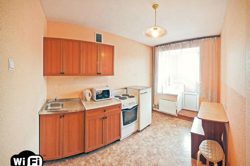 1-комн. квартира на 3 человека, Троллейная улица, 17, метро Площадь Маркса, Новосибирск - Фотография 4