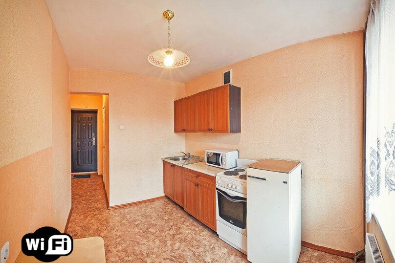 1-комн. квартира на 3 человека, Троллейная улица, 17, метро Площадь Маркса, Новосибирск - Фотография 5