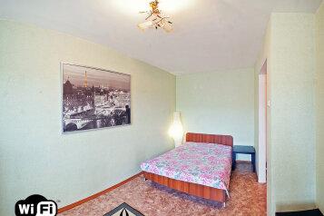 1-комн. квартира на 3 человека, Троллейная улица, 17, Площадь Маркса, Новосибирск - Фотография 3