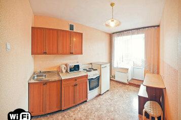 1-комн. квартира на 3 человека, Троллейная улица, 17, Площадь Маркса, Новосибирск - Фотография 4