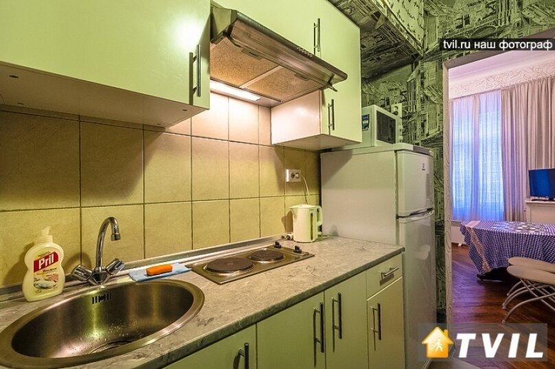 1-комн. квартира, 30 кв.м. на 4 человека, улица Рубинштейна, 25, метро Владимирская, Санкт-Петербург - Фотография 6