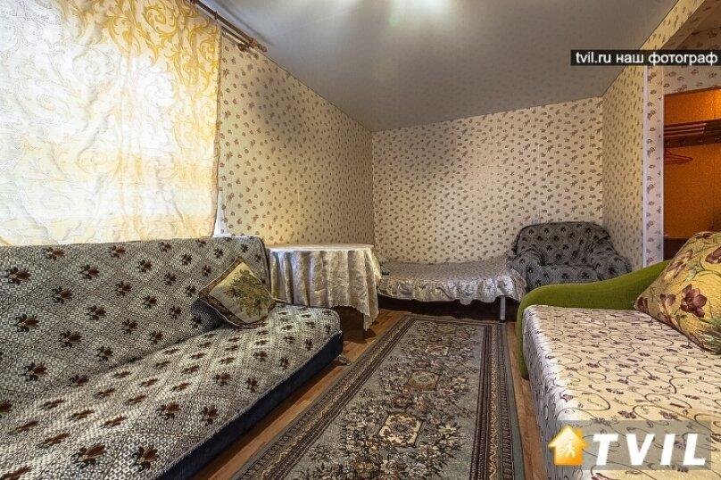 1-комн. квартира на 4 человека, улица Рихарда Зорге, 16, Уфа - Фотография 3