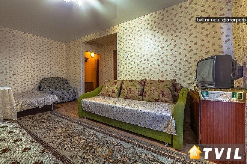 1-комн. квартира на 4 человека, улица Рихарда Зорге, 16, Уфа - Фотография 4