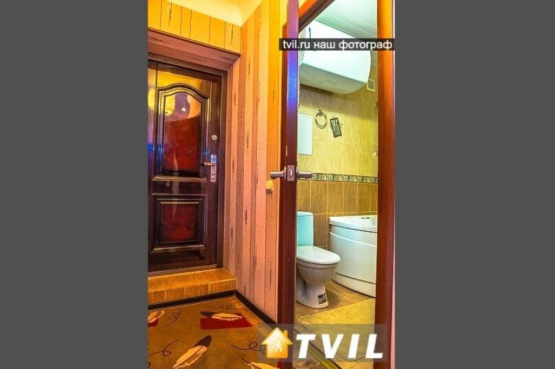 1-комн. квартира на 2 человека, улица Профсоюзов, 27, Красноярск - Фотография 4