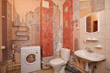 1-комн. квартира, 45 кв.м. на 4 человека, улица Чапаева, 23, Ленинский район, Екатеринбург - Фотография 1