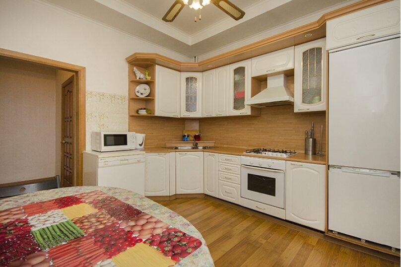 2-комн. квартира, 60 кв.м. на 6 человек, Мельковская улица, 2Б, Екатеринбург - Фотография 4