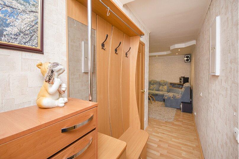 2-комн. квартира, 45 кв.м. на 6 человек, улица Народной Воли, 43А/5, метро Геологическая, Екатеринбург - Фотография 14