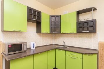 1-комн. квартира, 45 кв.м. на 4 человека, улица Амундсена, 68Б, Екатеринбург - Фотография 2