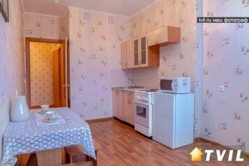 1-комн. квартира, 38 кв.м. на 2 человека, улица 78 Добровольческой Бригады, Советский район, Красноярск - Фотография 4