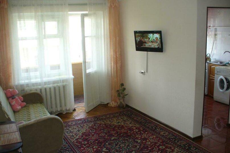 1-комн. квартира, 32 кв.м. на 5 человек, Широкая улица, 40, Кисловодск - Фотография 1