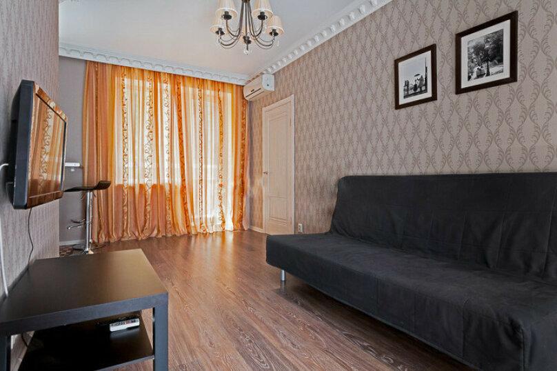 2-комн. квартира, 48 кв.м. на 4 человека, Пушкинская улица, 147, Ростов-на-Дону - Фотография 5