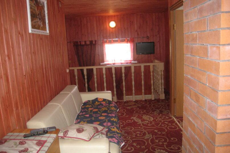 Дом с баней детской площадкой WI-FI, 150 кв.м. на 15 человек, 4 спальни, п. Неприе, 51, Осташков - Фотография 24