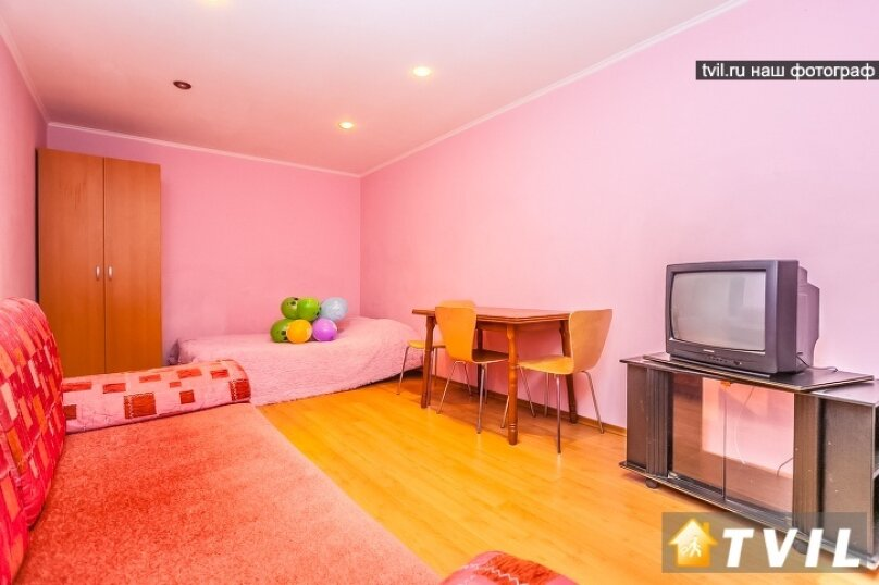 1-комн. квартира, 34 кв.м. на 4 человека, Гордеевская улица, 64, Нижний Новгород - Фотография 9
