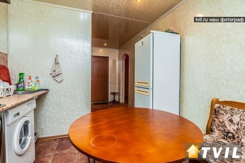 1-комн. квартира, 34 кв.м. на 4 человека, Гордеевская улица, 64, Нижний Новгород - Фотография 14