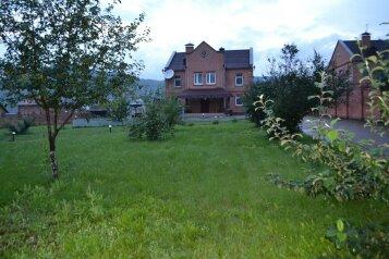 Загородный  коттедж, 460 кв.м. на 16 человек, 4 спальни, переулок Сурикова, 8, посёлок Усть-Мана, Дивногорск - Фотография 1