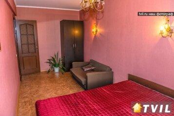 2-комн. квартира, 45 кв.м. на 6 человек, улица Ленина, Железнодорожный район, Новосибирск - Фотография 1