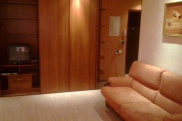 1-комн. квартира, 35 кв.м. на 4 человека, Депутатская улица, Иркутск - Фотография 1