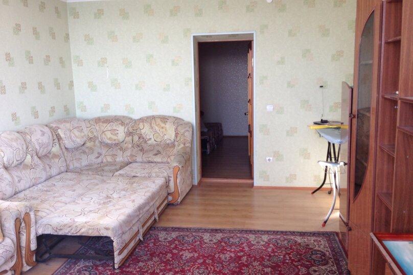 Сдается 2-х этажный коттедж, 60 кв.м. на 5 человек, 2 спальни, улица Просвещения, 122/1, Адлер - Фотография 1