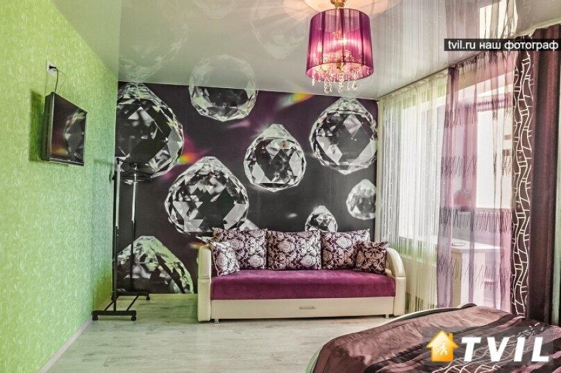1-комн. квартира, 40 кв.м. на 2 человека, проспект Революции, 9А, Воронеж - Фотография 2