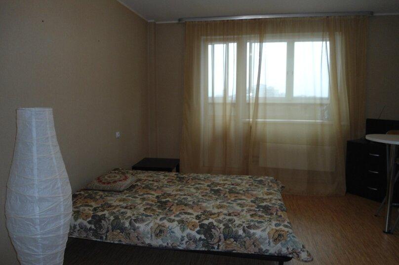 1-комн. квартира на 2 человека, Горский микрорайон, 8а, метро Студенческая, Новосибирск - Фотография 4