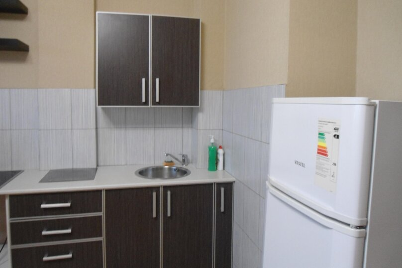 1-комн. квартира на 2 человека, Горский микрорайон, 8а, метро Студенческая, Новосибирск - Фотография 9
