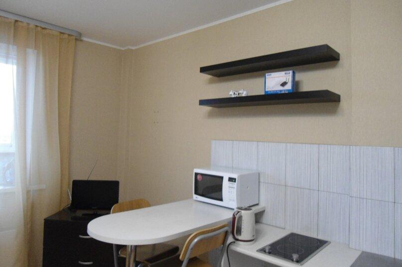 1-комн. квартира на 2 человека, Горский микрорайон, 8а, метро Студенческая, Новосибирск - Фотография 12