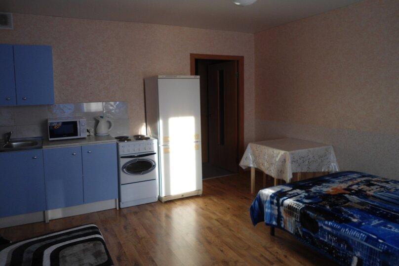 1-комн. квартира на 2 человека, Горский микрорайон , 75, метро Студенческая, Новосибирск - Фотография 1