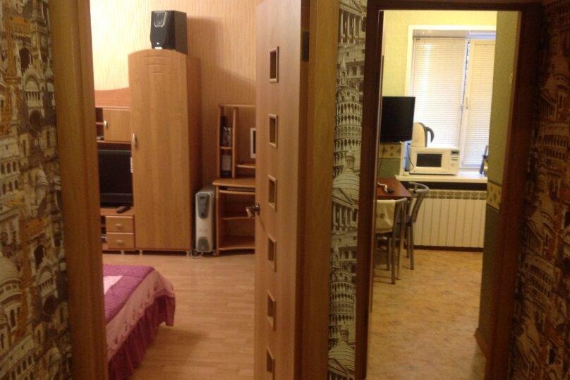 1-комн. квартира, 38 кв.м. на 3 человека, Восточная, 41, Железногорск - Фотография 1