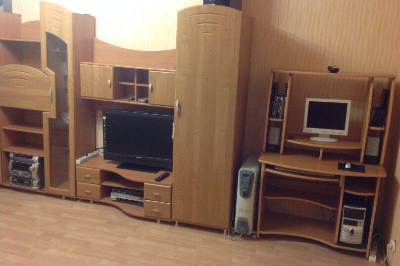 1-комн. квартира, 38 кв.м. на 3 человека, Восточная, 41, Железногорск - Фотография 4