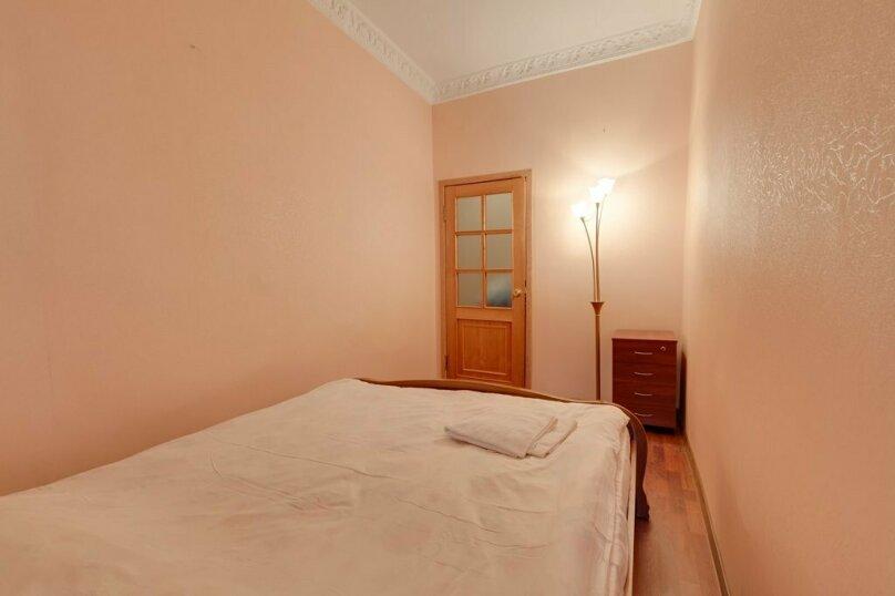 2-комн. квартира, 59 кв.м. на 4 человека, Марата, 19, Санкт-Петербург - Фотография 7