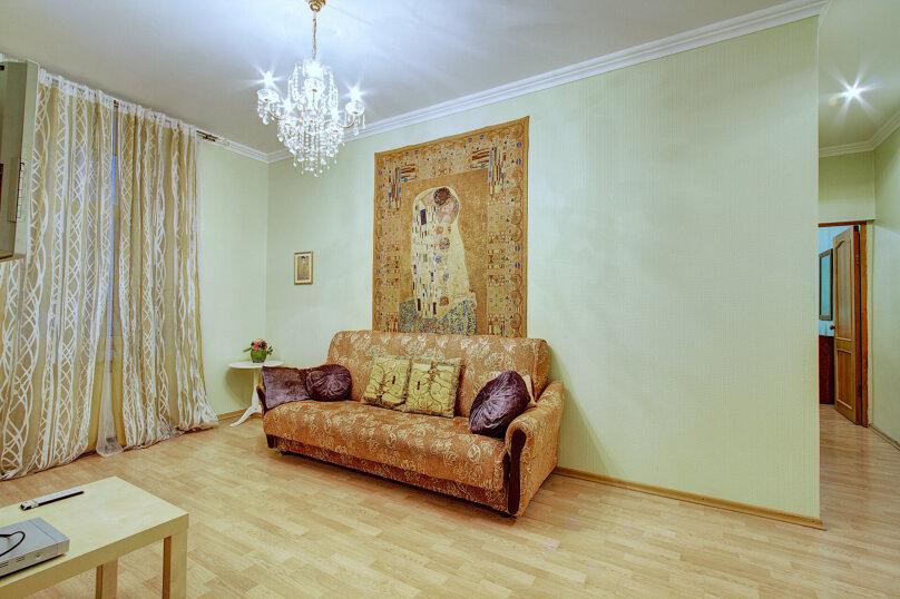 3-комн. квартира, 70 кв.м. на 5 человек, Таврическая улица, 9, Санкт-Петербург - Фотография 8