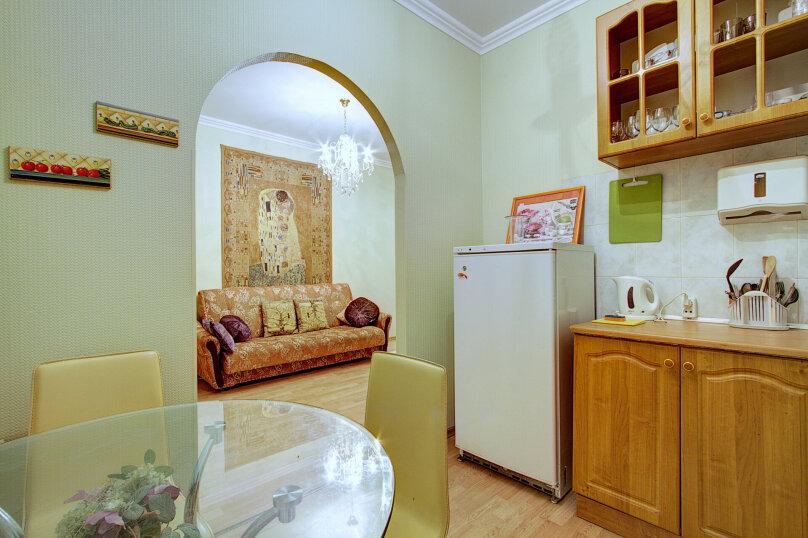 3-комн. квартира, 70 кв.м. на 5 человек, Таврическая улица, 9, Санкт-Петербург - Фотография 9