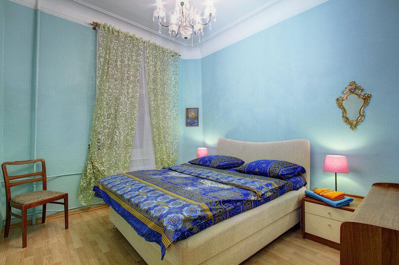 3-комн. квартира, 70 кв.м. на 5 человек, Таврическая улица, 9, Санкт-Петербург - Фотография 6
