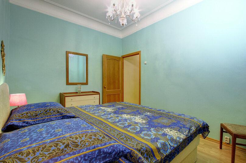 3-комн. квартира, 70 кв.м. на 5 человек, Таврическая улица, 9, Санкт-Петербург - Фотография 13