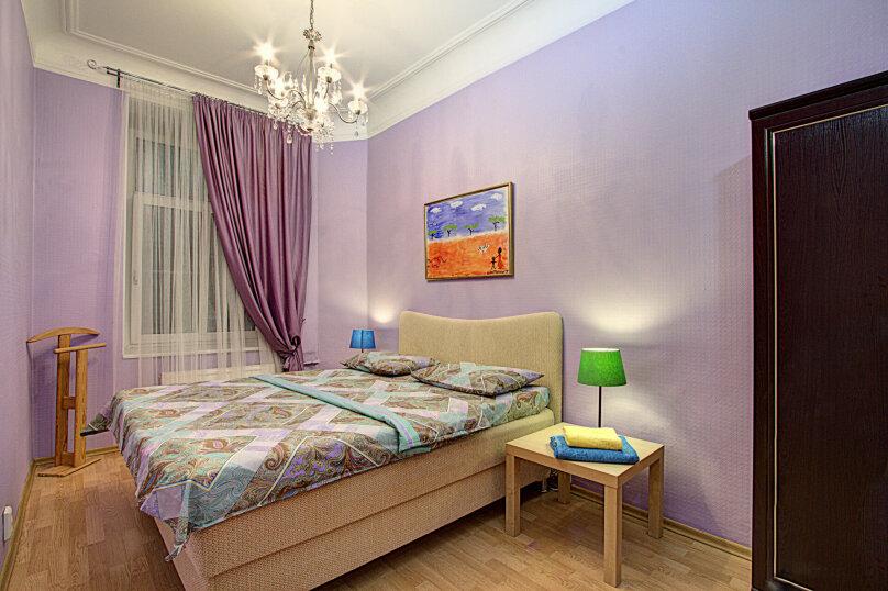 3-комн. квартира, 70 кв.м. на 5 человек, Таврическая улица, 9, Санкт-Петербург - Фотография 14