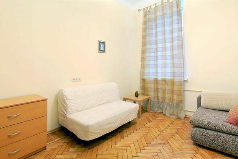 2-комн. квартира, 55 кв.м. на 5 человек, улица Маяковского, 11, Санкт-Петербург - Фотография 7