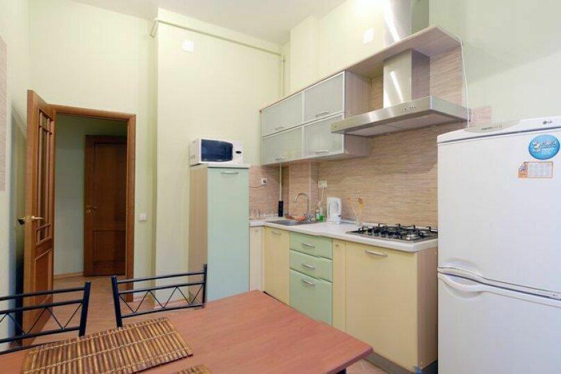 2-комн. квартира, 55 кв.м. на 5 человек, улица Маяковского, 11, Санкт-Петербург - Фотография 3